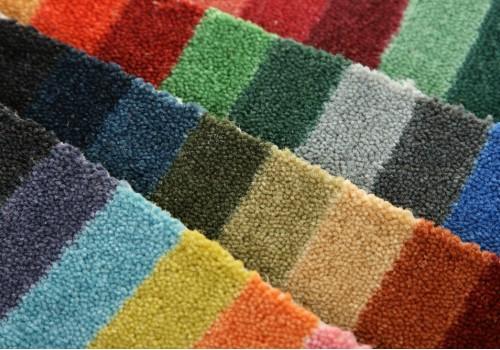 Cum sa alegi culoarea covorului