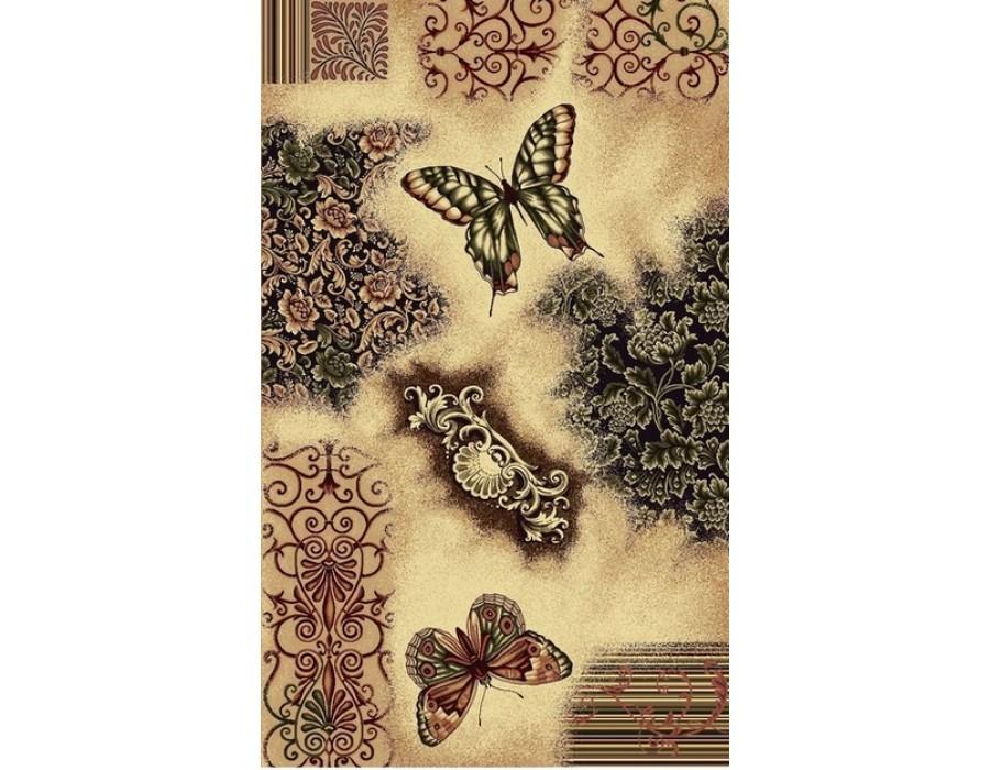 Covor Lotus Fluturi Dreptunghi - 1607/110