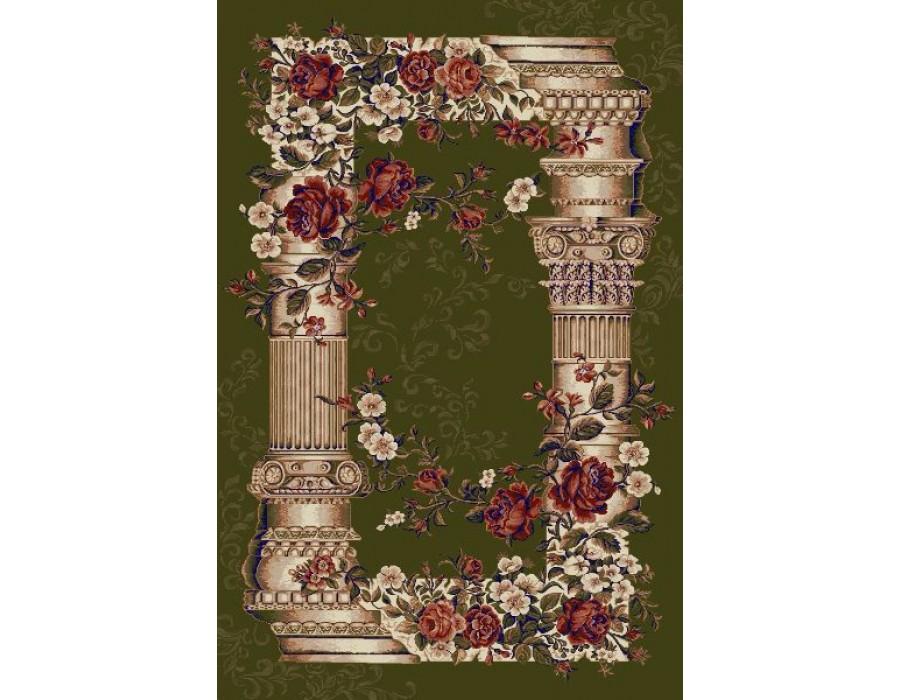 Covor Lotus Verde Dreptunghi - 532/310